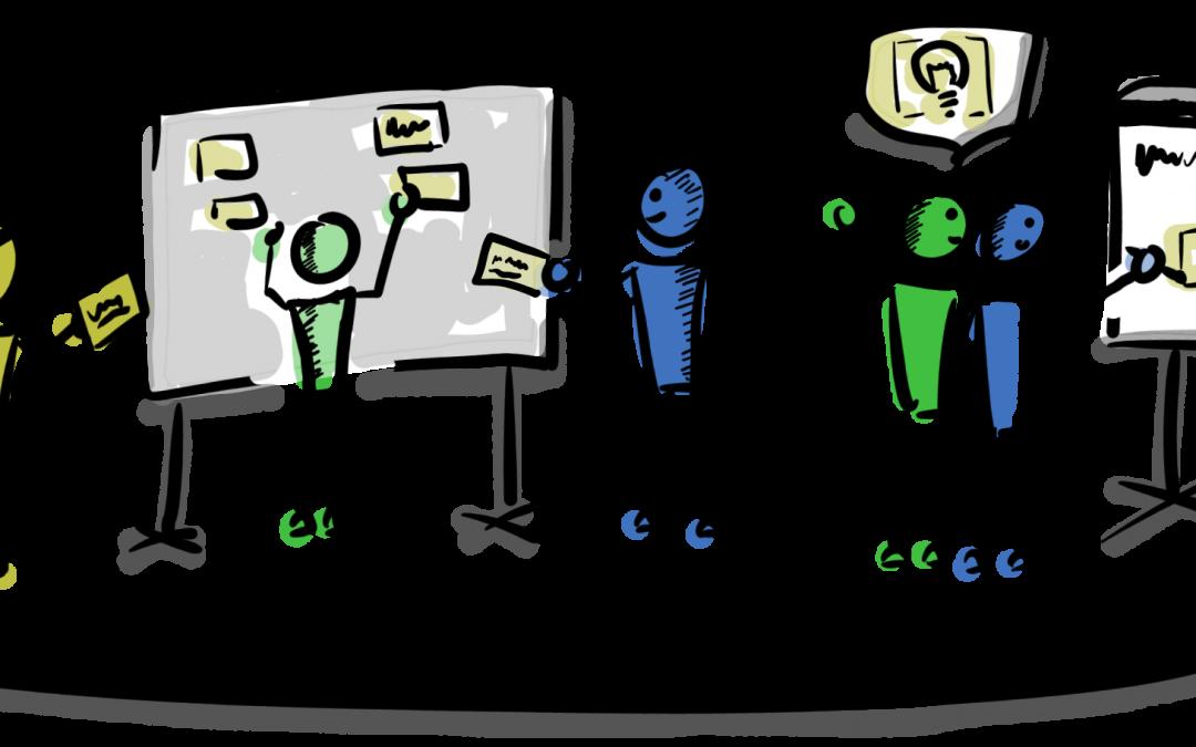 Wie erzeuge ich eine gute Atmosphäre in Online-Workshops?